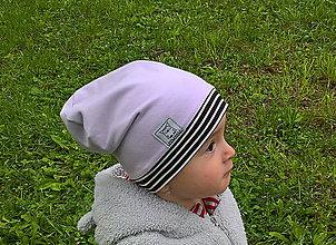 Detské čiapky - Jesenná čiapka - 8535598_