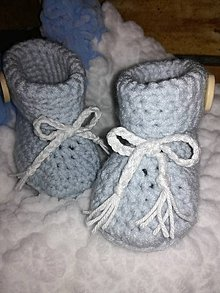 Topánočky - Detské papučky - 8538114_