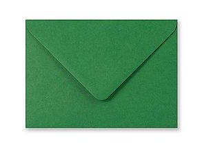 Papier - Zelená obálka 40ks - 8537256_