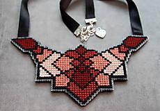 Náhrdelníky - cross - 8538421_
