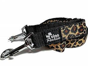 Pre zvieratká - Prepinacie vodítko Leopard - 8539802_