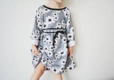 Detské oblečenie - Šaty Amélia- Vianočná zľava - 8 eur - 8541537_