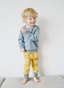 Detské oblečenie - Mikina Minimalista - 8541224_