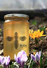 - Med z jarných kvetov 950 g - 8541549_