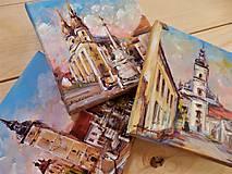 Obrazy - Traja kamaráti VII. (Trnava) - 8542134_