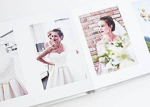 Papiernictvo - Fotoalbum s tlačou - 8540115_