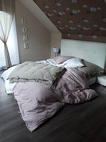 Úžitkový textil - Ľanové posteľné obliečky Beauty in Simplicity - 8542349_