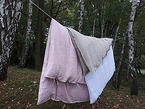 Úžitkový textil - Obliečka na paplón Beauty in Simplicity - 8542419_