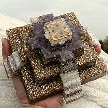 Dekorácie - ORGONIT *MAYSKÁ pyramida* - 8543433_