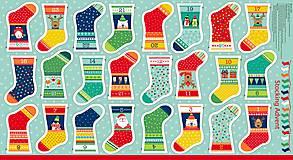 - Adventné ponožky - 8545403_