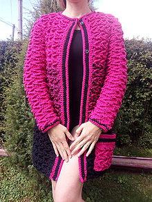 Kabáty - Passion zimný kabát - 8543609_