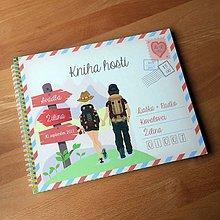 Papiernictvo - Kniha hostí - Treking - 8546435_