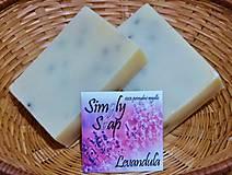 - Levanduľové mydlo - 8545412_