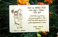 Blahoželanie novomanželom