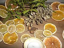 Dekorácie - Voňavá dekorácia nielen na Vianoce - 8544797_