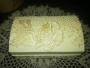 Krabičky - ...svadobná - 8545603_