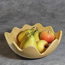 Nádoby - miska z lipového dreva - 8546160_