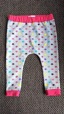 Detské oblečenie - Tepláky pudláky - 8548572_