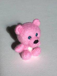 Drobnosti - Medvídek Pink - 8550143_