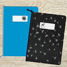 Papiernictvo - sada zošitov A5 - modrá - 8547339_
