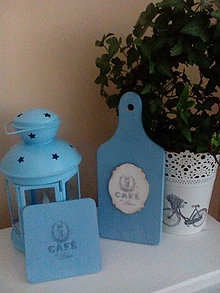 Pomôcky - Loparik baby Blue - 8547195_