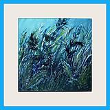 Obrazy - Rosa v tráve - 8548458_