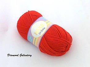 Galantéria - Elit Baby - 207 - červená - 8548081_