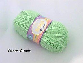 Galantéria - Elit Baby - 6692 - pistáciová - 8548112_