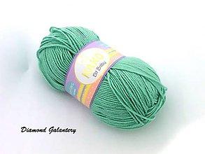 Galantéria - Elit Baby - 1001 - zelená - 8548113_