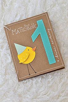 Papiernictvo - Detské narodeninové prianie - Matúškov 1. rok - 8549724_