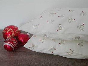Úžitkový textil - Obliečka na vankúš - stromčeky - 8547854_