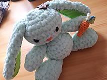 Plyšový zajko