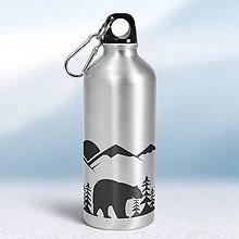 Nádoby - Turistická fľaša - 8546710_