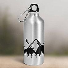 Nádoby - Turistická fľaša - 8546711_
