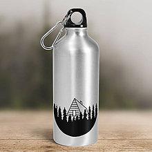 Nádoby - Turistická fľaša - 8546712_