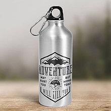Nádoby - Turistická fľaša - 8546715_