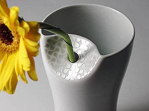 """Dekorácie - Vase """"Stem"""" no.1 - 8550446_"""