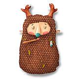 Úžitkový textil - Yeti - Large - 8548444_