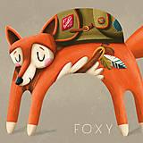 Úžitkový textil - Foxy - Large - 8548532_
