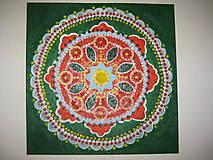 Obrazy - Obraz Bohemian mandala 40 x 40 cm - 8548594_