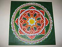 Obrazy - Obraz Bohemian mandala 40 x 40 cm - 8548610_