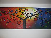 Obrazy - Obraz Sladké ovocie - akryl 90 x 30 cm - 8548803_