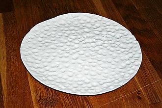 Nádoby - Porcelánový tanier - 8548910_