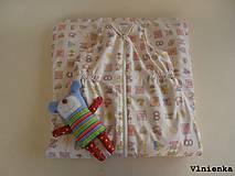 Textil - Spací pytel pro deti a miminka na míru zimní 100% ovčie rúno MERINO TOP super wash S/M/L/XL/XXL ružový - 8550478_