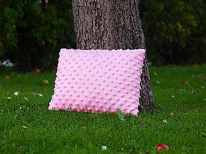 Textil - Minky vankúšik - 8554284_