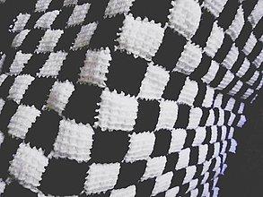 Textil - ŠACHOVNICA - 8550613_