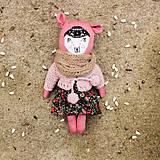Hračky - bábika. obliekacia. - 8556047_
