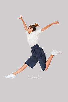 Nohavice - Pantalons Capri - 8557190_