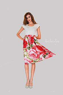 Sukne - La Floraison des Fleurs II - 8557216_