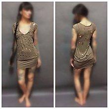 Topy - PSTP dress - 8555992_
